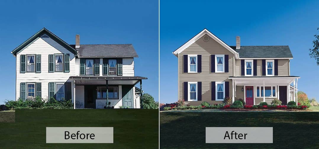 Baltimore Siding Installation - Raven Home Solutions